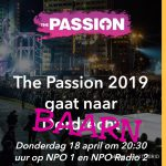 Zin in Passion – Live stream The Passion vanuit De Speeldoos