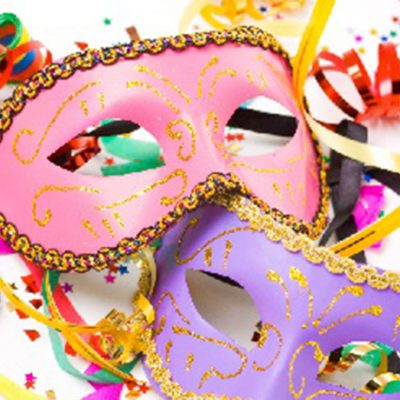 Zin in Pasen…en Carnaval