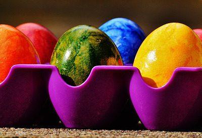 Zin in eieren – waarom eten we eieren met Pasen?
